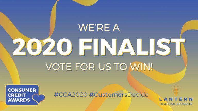 Consumer Credit Awards 2020