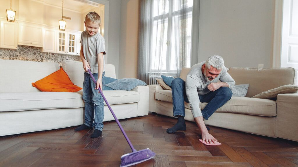 15 tips for cleaning on a budget